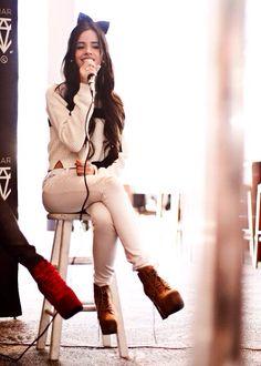 Camila Cabello. Fifth Harmony.