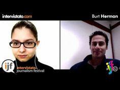 Intervista con Burt Herman, fondatore di Storify.