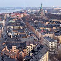 Himlen - restaurant and skybar, Södermalm, Stockholm Stockholm Restaurant, Restaurant Bar, Rooftop Bar, Stockholm Sweden, Paris Skyline, Disney, Travel, Trips, Viajes