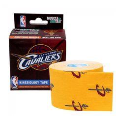 MuscleAidTape - NBA - Cleveland Cavaliers