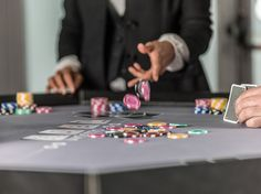 Be in the zone on the UNOOTTO poker table by IMPATIA.  Tailored around you... discover it on www.impatia.com  #poker #pokerTable #chips #cards #fiches #luxuryTable #gameTable #gameRoom #manCave