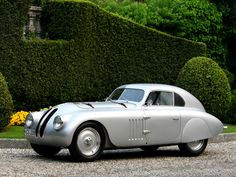 1939 BMW 328 Berlinetta Touring (Mille Miglia)