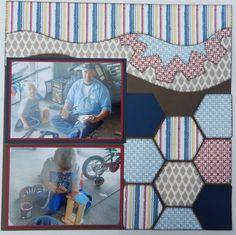 Perfect Boy Layout using Kiwi Lane Designs By: Jennifer Key