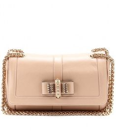 Sweet Charity Small Leather Shoulder Bag
