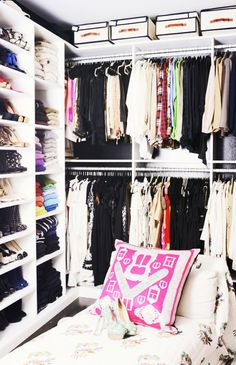 I want this closet
