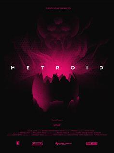 Metroid - Marinko Milosevski Illustration and Design