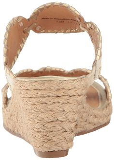 55020f72fb0a Jack Rogers Women s Shelby Wedge Sandal   Check this awesome product by  going to the link at the image.