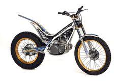Sherco ST Trials bike