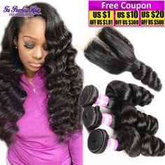 $130.88 (Buy here: https://alitems.com/g/1e8d114494ebda23ff8b16525dc3e8/?i=5&ulp=https%3A%2F%2Fwww.aliexpress.com%2Fitem%2Fgrade-7a-virgin-hair-with-closure-hj-weave-beauty-indian-hair-loose-wave-with-closure-mega%2F32691752665.html ) grade 7a virgin hair with closure hj weave beauty indian hair loose wave with closure mega hair loose wave hair 3pc with closure for just $130.88