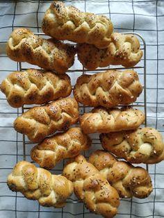 Pretzel Bites, Potatoes, Bread, Vegetables, Potato, Brot, Vegetable Recipes, Baking, Breads