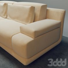 3d модели: Диваны - Fendi_Casa_Artu_Sofa