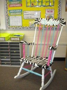 You need a Mrs. Martinez's rocking chair!!!!!! @Vanessa Martinez