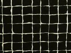 Tissu Satin de Coton Imprimé Carreaux