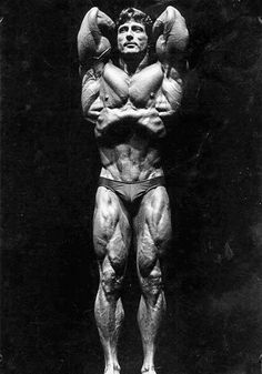 Zane was once bodybuilding's standard-bearer, an archetype for the physique ideal presented in the by Steve Reeves, whose look hearkened back to guys the Bodybuilding Quotes, Bodybuilding Motivation, Bodybuilding Pictures, Bodybuilding Diet, Mr Olympia Winners, Olympia Fitness, Frank Zane, Joe Weider, Tattoos