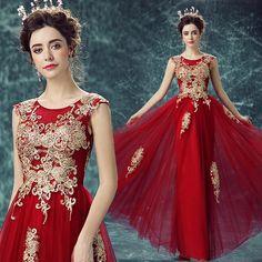 Robe de soiree 2017 wine red perspective long lace up evening dress with appliques vestido de festa prom dresses party dresses