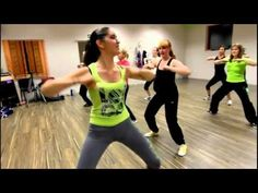 Zumba Dance Workout Latin Dance Fitness Zumba Belly Dance Fun To Be Fit! - YouTube