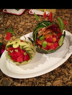 Beautiful and eatables!