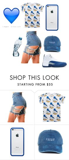 """🔥🔥🔥💯💯💯"" by moore-kamaiya on Polyvore featuring Neff and BlissfulCASE"