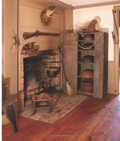 """Early American Country Homes: A Return to Simpler Living"" by Tim Tanner"