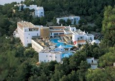 Hotel Hacienda Na Xamena Ibiza - Favorite hotels - Hotel Hacienda Ibiza, Spain http://www.PaulFDavis.com world traveler, travel consultant, tourism consultant (info@PaulFDavis.com)