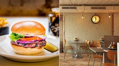 Restauranttips: Her spiser du billig og bra i London How To Make Notes, London, Salmon Burgers, Eat, Ethnic Recipes, Food, Restaurants, Traveling, Wanderlust