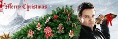 Happy Holidays!!! - Hansel /Jeremy Renner  @gogoazzurri