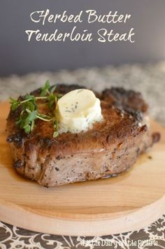 Want to know how to cook a steak like they do in a restaurants? Here you go! Best tenderloins EVER!