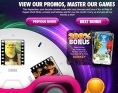Slots of Vegas Casino   September Promo Bonus Coupons