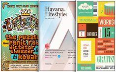40 Stunning, Inspirational Flyer Designs