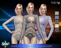 Sims 4 CC's - The Best: Clothing by Mia