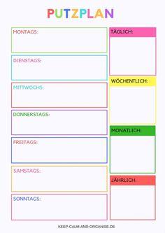 PUTZPLAN Putzplan deutsch, Putzplan Vorlage, Putzplan Familie, Putzplan WG,  Putzplan ausdrucken, Putzplan aufteilen, Putzplan Aufgaben, Putzplan Checkliste, Putzplan deutsch, Putzplan Vorlage, Putzplan deutsch kostenlos, Putzplan erstellen, Putzplan einfach, Putzplan für paare, Putzplan für die ganze Familie, Putzplan für Kinder, Putzplan haushaltsplan, Putzplan Haushalt organisieren, Putzplan kostenlos, Putzplan kreativ, putzplan runterladen, putzplan download, -  - #Genel