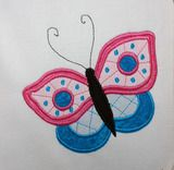 Lace Butterfly 4 Free Sampler