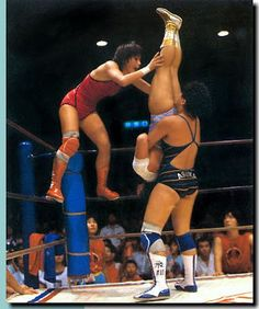 Japanese Female Wrestling: The Crush Gals, Lioness Asuka and Chigusa Nagayo