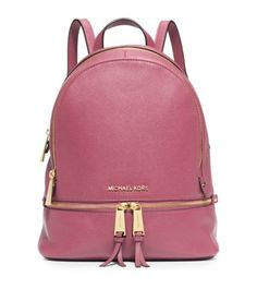 Michael Michael Kors Rhea Zip Mini Messenger Backpack ($258 ...