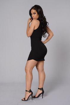 Alina Dress - Black