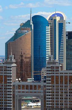Astana, Kazakhstan by alex_del_piero_fan, via Flickr