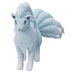 Pokemon Center Alolan Alola Ninetales Plush Doll Figure Toy 10 Inch Gift US Ship for sale online Pokemon Dolls, Caleb, Original Pokemon, Plush Animals, Stuffed Animals, Stuffed Toys, Pokemon Pictures, Cute Toys, Cool Pets
