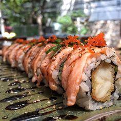 Uramaki ebiten (camarão) especial #melhordomercado #nakka #Padgram