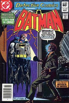Detective Comics #520 DC Comics