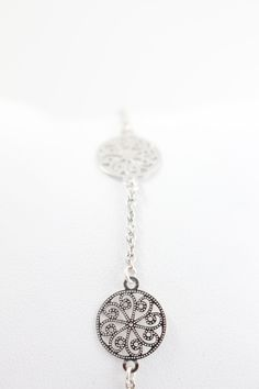 Armband mit 3 Ornamenten  versetzt