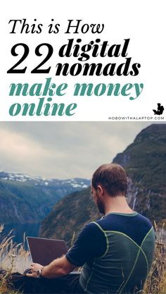 As long as you have an internet connection and a laptop, you can do your online job from practically anywhere around the world. If you'd like to get a good head start in living life on the road, here is an extensive list of digital nomad jobs you might consider for inspiration.