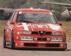 [AUTO] Scocca Alfa 155 DTM 1994-95 1993 zolder 8 larini