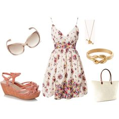 Summer Afternoon- Under $100.00!! by elizabeth-mauch-bergeron on Polyvore