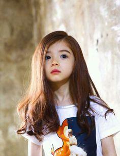 Aww, 14 Adorable Half-Korean Children | allkpop.com (Lauren Hanna Lunde)