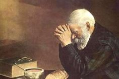 Drawing Man Grace Old Man Praying Over Bread Eric Enstrom Poster - Poster. Additional sizes are available. Grace Old Man Praying Over Bread Eric Enstrom Daily Bread Prayer, Man Praying, Catholic Pictures, How To Teach Kids, Fine Art Prints, Canvas Prints, Thing 1, Christian Art, Christian Stories