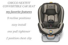 switching to a convertible car seat and car safety tips