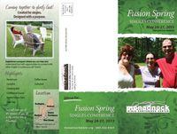 Fusion Singles Retreat  @ Monadnock Bible Conference May 24-27, 2013 (Memorial Day Weekend)
