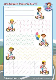 Preschool Learning Activities, Free Preschool, Preschool Lessons, Alphabet Activities, Teaching Kids, Kids Learning, Tracing Worksheets, Preschool Worksheets, Printable Games For Kids
