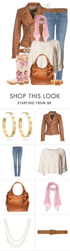 """""""Hunter boots 25/7/2014"""" by dailyshoe ❤ liked on Polyvore featuring Tory Burch, Citizens of Humanity, The Row, MICHAEL Michael Kors, David Yurman, Dorothy Perkins and dailyshoe"""
