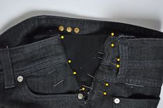 how to make your jeans bigger - Buscar con Google